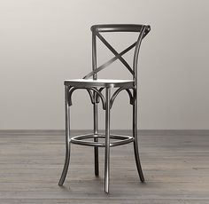Madeleine armless counter stool bar counter stools restoration hardware home pinterest - Madeleine bar stool ...