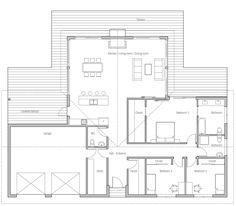 house design house-plan-ch435 10