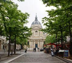 Sorbonne - Latin Quarter - Paris, France