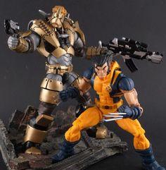 Maverick (Marvel Legends) Custom Action Figure
