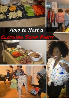 5 Tips to Host a Clothing Swap Party