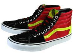 969cf49c11 Vans Sk8 Hi - Reflective Bmx Shoes