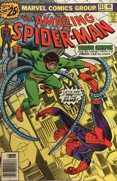 The Amazing Spider-Man #157: The Return of Doctor Octopus!