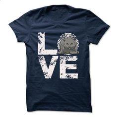 Love Scottish Fold Cat - #mens shirt #sorority tshirt. GET YOURS => https://www.sunfrog.com/Pets/Love-Scottish-Fold-Cat.html?68278
