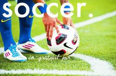 I'm grateful for #Soccer