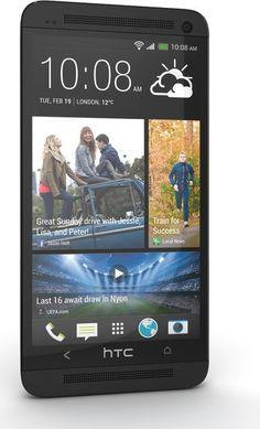 My new phone and I'm in love with it!! Best I've had so far! HTC One. <3