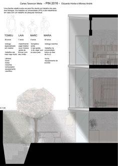 Projectos de Interiores.FAU. INTERIORES RESIDENCIAIS