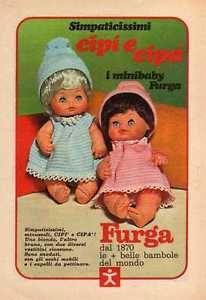 bambola mini furga - Cerca con Google