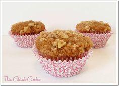 Wheat Honey Pumpkin Muffins