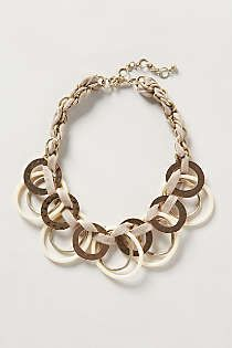 Anthropologie - Rondure Necklace