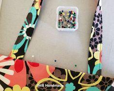 How to Make a Simple Tote Bag - JMB Handmade Diy Bags Patterns, Sewing Patterns, Handbag Patterns, Patchwork Patterns, Patchwork Designs, Dress Patterns, Quilt Patterns, Easy Tote Bag Pattern Free, Tote Pattern