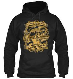 New Orleans It's Where My Story Begins | Teespring