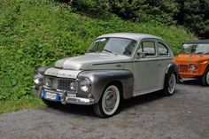 All sizes   Volvo 544   Flickr - Photo Sharing! Vintage Cars, Antique Cars, Volvo Amazon, Volvo Cars, Mode Of Transport, Cars And Motorcycles, Automobile, Vehicles, Car
