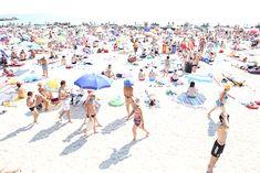 Eforie, Roumanie. http://www.lonelyplanet.fr/article/10-experiences-vivre-en-roumanie #plage #Eforie #Roumanie #voyage