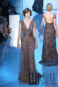 Elie Saab Fall-winter 2011-2012 - Couture