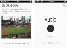 Muzio – Buena forma de crear y compartir historias con fotos, textos, audio y vídeos [iPhone]