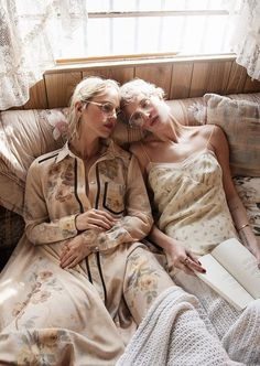 "Фотосессия ""Modern Romance"" для немецкого Myself (Интернет-журнал ETODAY)"