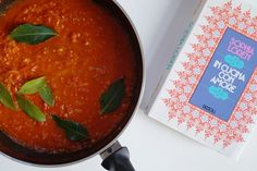 Spaghetti con l'alloro