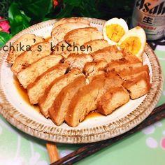 絶品♪鶏チャーシュー❤炊飯器放置で失敗なし!! by ちゃんちー…