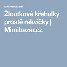 Žloutkové křehulky prostě rakvičky | Mimibazar.cz