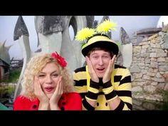 Smejko a Tanculienka - Vlk a kozliatka - YouTube