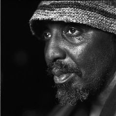 love this photo of free jazz musician charles gayle
