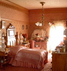 Brownstone Fourth Floor Girl's Bedroom.