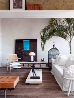 Design para inspirar: Um apê em Salvador