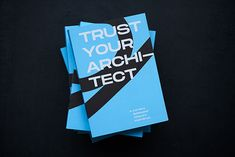 Trust Your Architect! on Behance Self Promo, Generative Art, Grid System, Data Visualization, Trust Yourself, Editorial Design, Typography Design, Mood Boards, Graphic Design