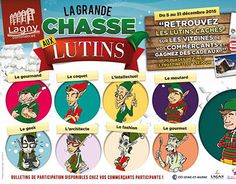 """Check out new work on my @Behance portfolio: """"LAGNY COMMERCES – LA GRANDE CHASSE AUX LUTINS"""" http://be.net/gallery/34569511/LAGNY-COMMERCES-LA-GRANDE-CHASSE-AUX-LUTINS"""
