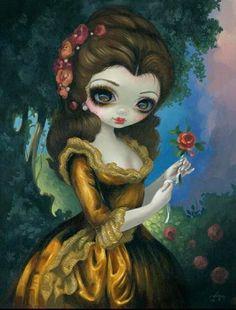 Les 10162 meilleures images du tableau dessins disney sur - Peinture princesse disney ...
