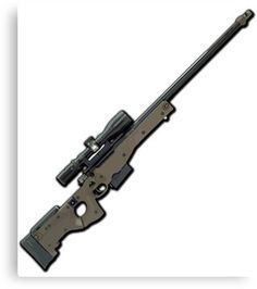 'AWM Sniper Rifle' Canvas Print by TortillaChief - Best of Wallpapers for Andriod and ios Fire Image, Hobbies For Men, Great Backgrounds, Hunting Rifles, Gaming Wallpapers, Weapons Guns, Black Ops, Image Hd, Airsoft