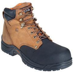 Carolina Boots CA5582 Mens Composite Toe Met Guard Work Boots