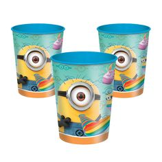 Despicable Me™ 16 oz. Party Cup - OrientalTrading.com
