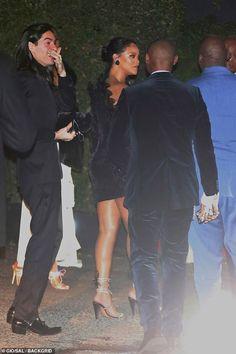 Rihanna Looks, Rihanna Style, Latest Outfits, Fashion Outfits, Rihanna And Drake, Bad Gal, Rihanna Fenty, Oscar Party, St Michael
