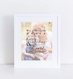 Gift for Grandma, Personalized Grandma Gift | PaperRamma