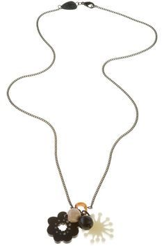 Forest Charm Necklace - Dandelion Seed £27 (sale £13.50) - AW11 Finders Keepers