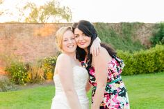 Rowton Hall, sunny wedding photography