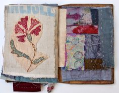 Mandy Pattullo/Thread and Thrift: Pages