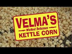 Sympathy Gift Ideas - Kettle Corn! $20 http://velmas.org
