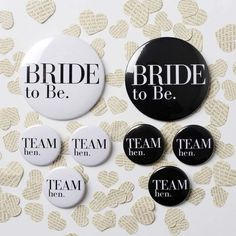 A gorgeous Hen Party or Bride to Be badge in our modern black & white design These classic black and white badges are the perfect addtion to your classy Hen Party. Available in either our Hen Party design, or Bride to Be design. Hens Party Themes, Hen Party Decorations, Party Ideas, Hen Party Gifts, Party Gift Bags, Hen Night Ideas, Hen Ideas, White Hen, Black White