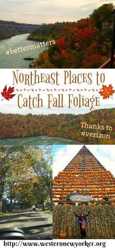 Western New Yorker: Northeast Places to Catch Fall Foliage