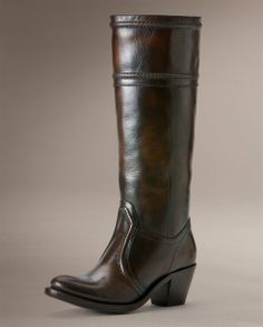 Frye Boots - Jane 14L :: great all around, every day, doing 'stuff' boots. These will last for-e-ver!
