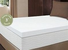 Memory Foam Mattress Topper In Twin Xl Is A High Quality Dorm Room Bedding College Long Beds Need Comfort And Support