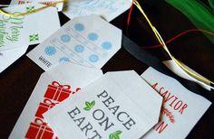 myheartcreative - a myviswasam company. — Free Christmas Gift Tag Printables