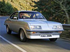 Vauxhall Firenza HP 1974. Car Images, Car Pictures, General Motors, Retro Cars, Vintage Cars, Classic Cars British, British Car, Automobile, Cars Uk