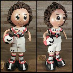Jogador de Futebol EVA São Paulo
