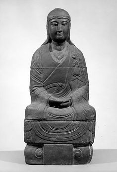 Bodhidharma Seated in MeditationPeriod: Ming dynasty (1368–1644) Culture: China…
