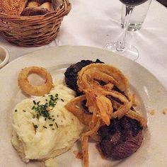 NYC Winter 2015 Restaurant Week: Bobby Van's Financial District