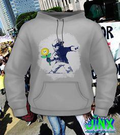 $199.00 Playera o Camiseta Sudadera Mario Bross en Huelga